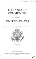Organized Communism in the United States