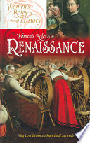 Women S Roles In The Renaissance