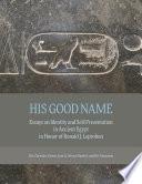 His Good Name