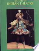 History of Indian Theatre Book PDF