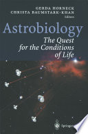 Astrobiology Book