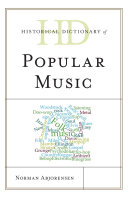 Historical Dictionary of Popular Music Pdf/ePub eBook