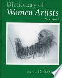 Dictionary of Women Artists: Artists, J-Z