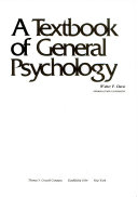 A Textbook Of General Psychology