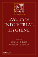 Patty's Industrial Hygiene, 4-Volume Set