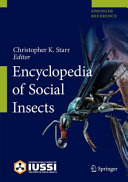 Encyclopedia Of Social Insects Book PDF