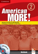 American More  Level 2 Workbook with Audio CD