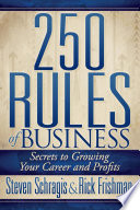 250 Rules of Business