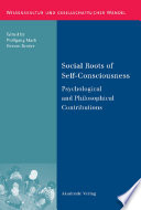 Social Roots Of Self Consciousness