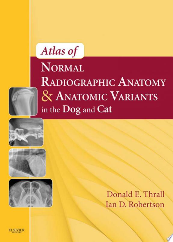 Atlas of Normal Radiographic Anatom