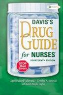 Davis's Drug Guide for Nurses®