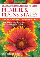 Prairie   Plains States Getting Started Garden Guide
