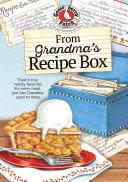From Grandma's Recipe Box Pdf/ePub eBook