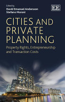 Cities and Private Planning