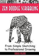 Zen Doodle Scribbling Book PDF