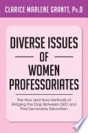 Diverse Issues Of Women Professoriates