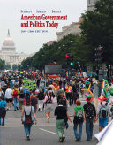 American Government And Politics Today 2007 2008