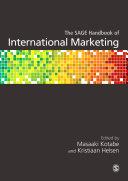 The SAGE Handbook of International Marketing