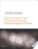 Neurocritical Care Management of the Neurosurgical Patient E-Book