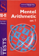 WHSmith   National Tests Mental Arithmetic Set 1 10 11 Years Key Stage 2