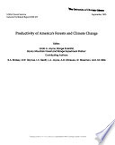 Productivity of America s Forests and Climate Change