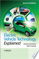 Electric Vehicle Technology Explained Book PDF
