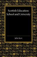 Scottish Education