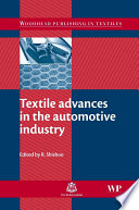 Textile Advances in the Automotive Industry Book
