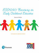 Cover of Becoming an Early Childhood Educator ESC1240 (Custom Edition)