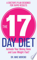 """The 17 Day Diet"" by Dr Mike Moreno"