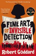 The Fine Art of Invisible Detection Pdf/ePub eBook