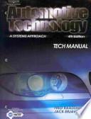 Automotive Technology A Systems Approach / Automotive Technical Manual