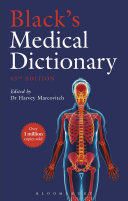 Pdf Black's Medical Dictionary Telecharger