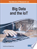 Handbook Of Research On Big Data And The Iot Book PDF