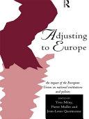Adjusting to Europe