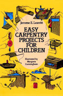 Easy Carpentry Projects for Children Pdf/ePub eBook