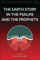 Earth Story in the Psalms and the Prophets Pdf/ePub eBook