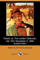 Punch  Or  the London Charivari  Vol  103