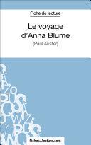 Le voyage d'Anna Blume [Pdf/ePub] eBook