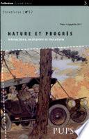 Nature Et Progr S Book