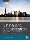 Pdf China and Globalization Telecharger