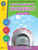 Data Analysis & Probability - Drill Sheets Gr. 6-8