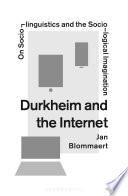 Durkheim and the Internet