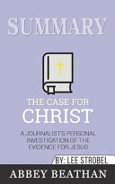 Summary  the Case of Christ