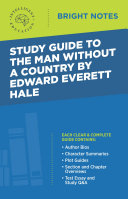 Study Guide to The Man Without a Country by Edward Everett Hale