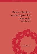 Baudin  Napoleon and the Exploration of Australia