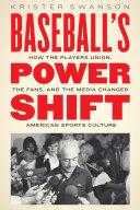 Baseball s Power Shift