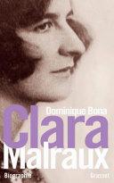 Clara Malraux Pdf/ePub eBook