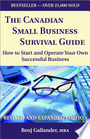The Canadian Small Business Survival Guide