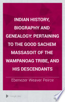 Indian History, Biography and Genealogy